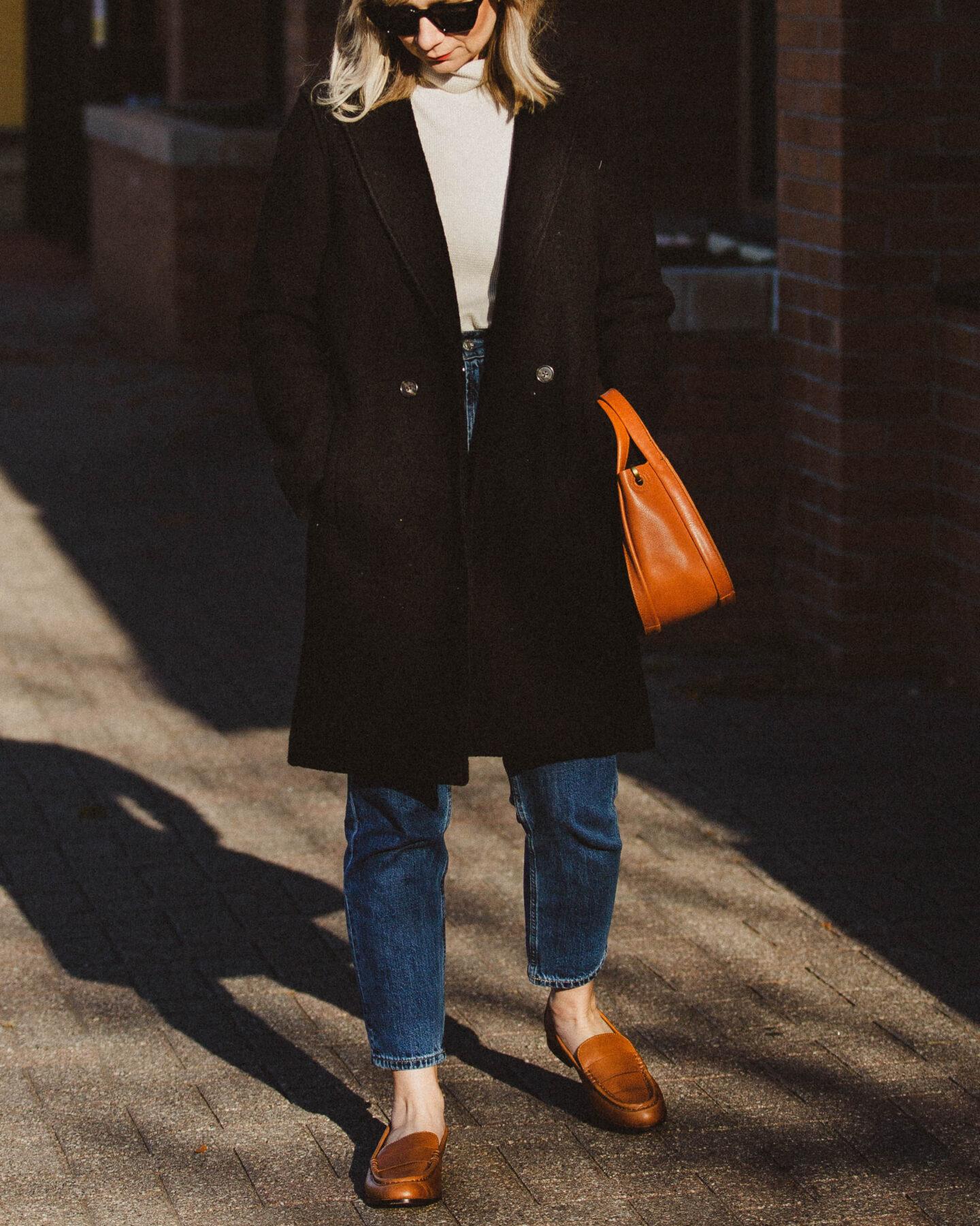 A Basic Color Palette: Nov. 3, 2020 Outfit