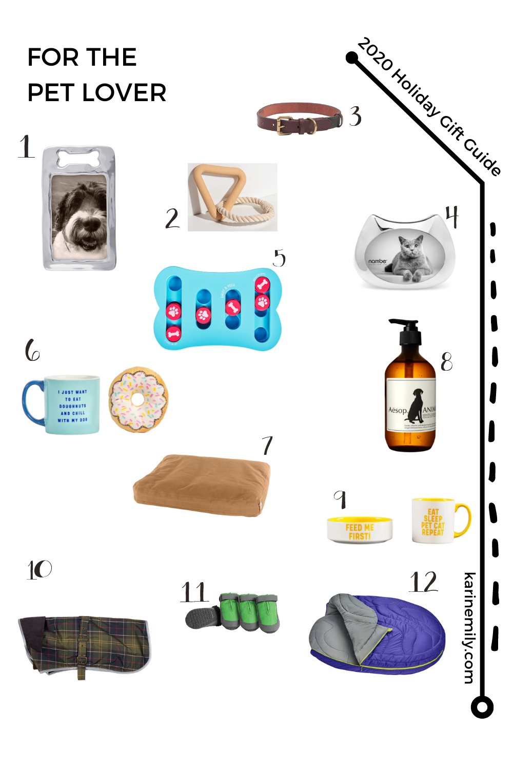2020 Holiday Gift Guide for the Pet Lover