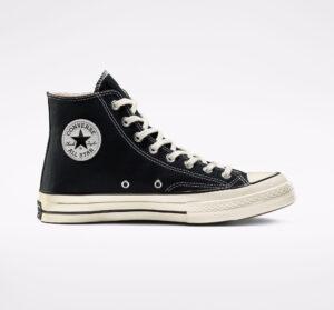 Converse Chuck 70 in Black Egret