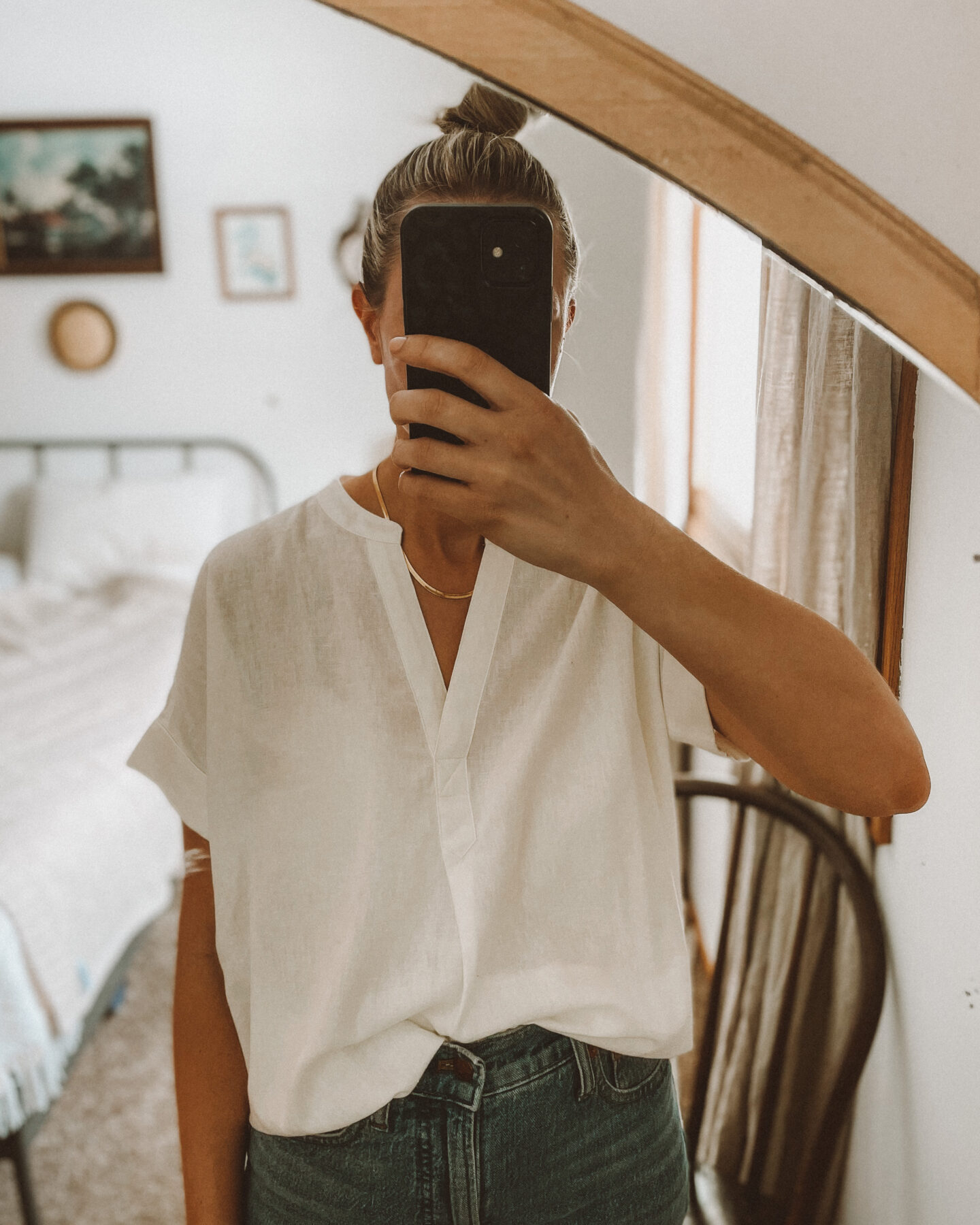 New Spring pieces from  Madewell & J.Crew: Soft, Easy Basics