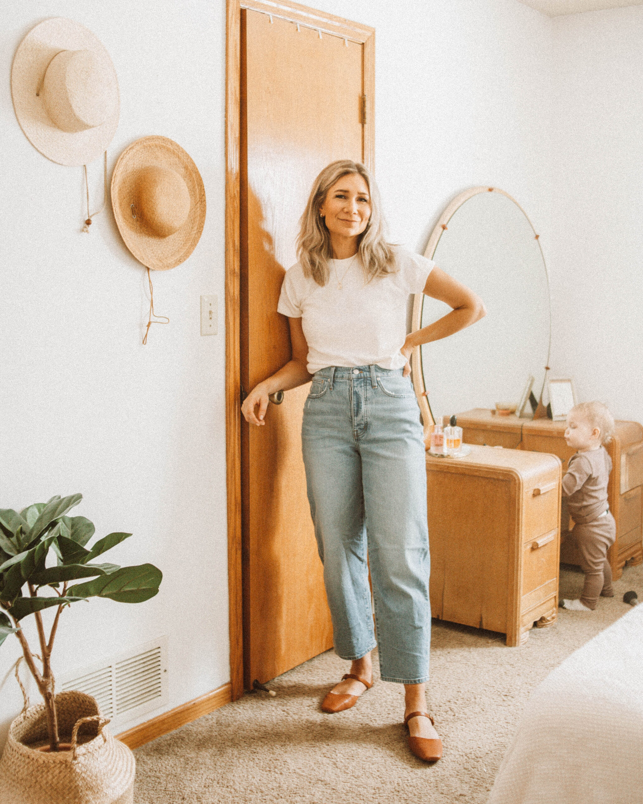 New in for Spring at Madewell
