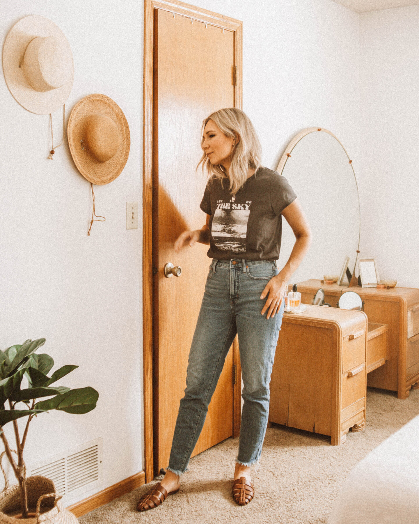 New Spring pieces from  Madewell & J.Crew: Soft, Easy Basics, Madewell jeans