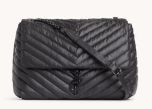 Rebecca Minkoff Edie Jumbo Nylon Flap Shoulder Bag