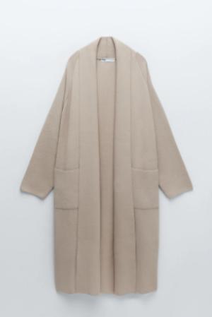 Zara Sweater Coat