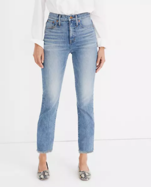 Madewell Perfect Vintage Jean in Ainsworth Wash