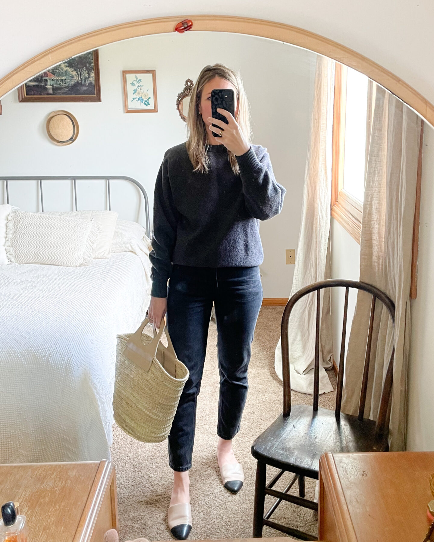 What I wore this week: from layers to summer dresses