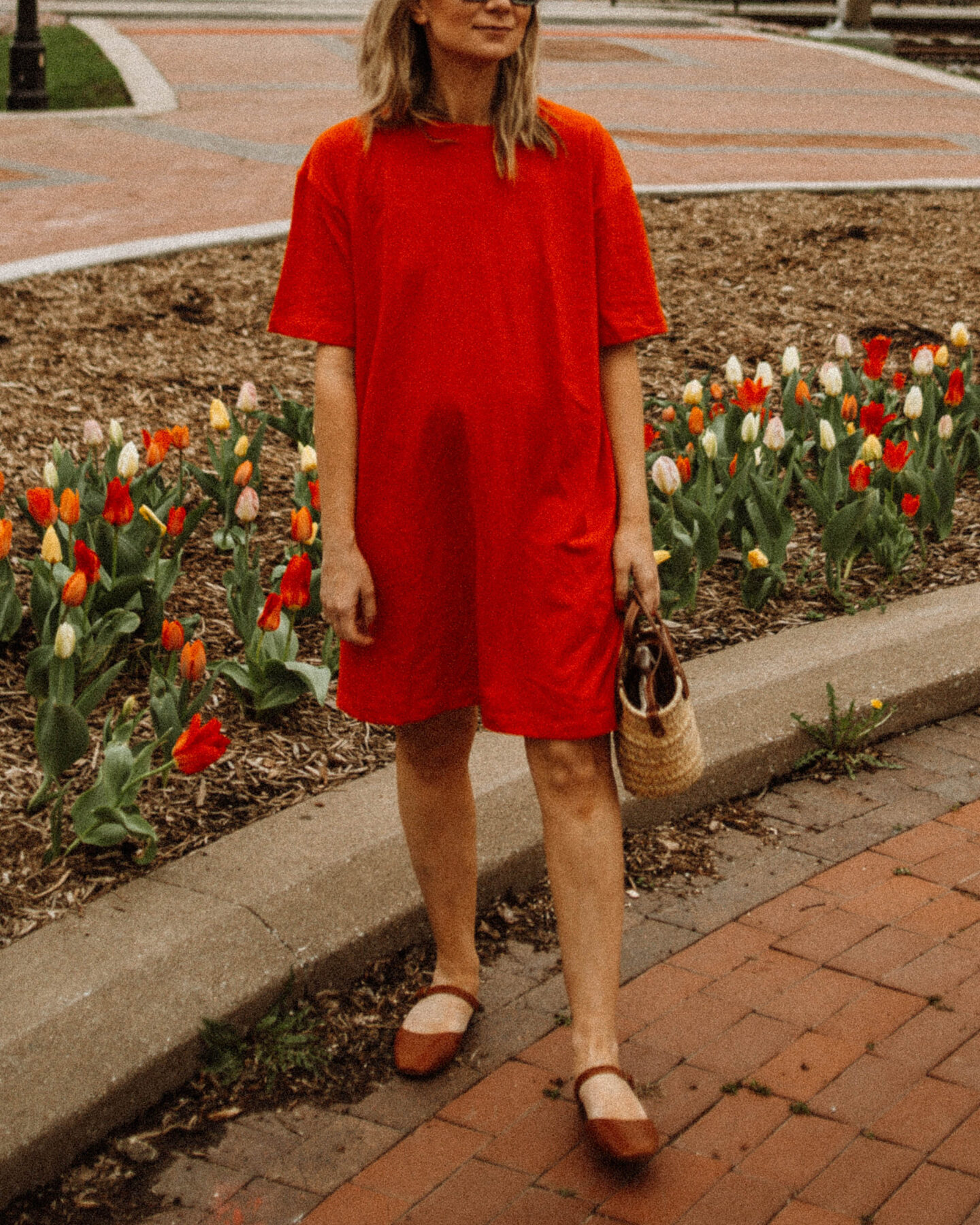 My Favorite Summer Dresses + How I'm Styling Them, Target Dress, Red Dress
