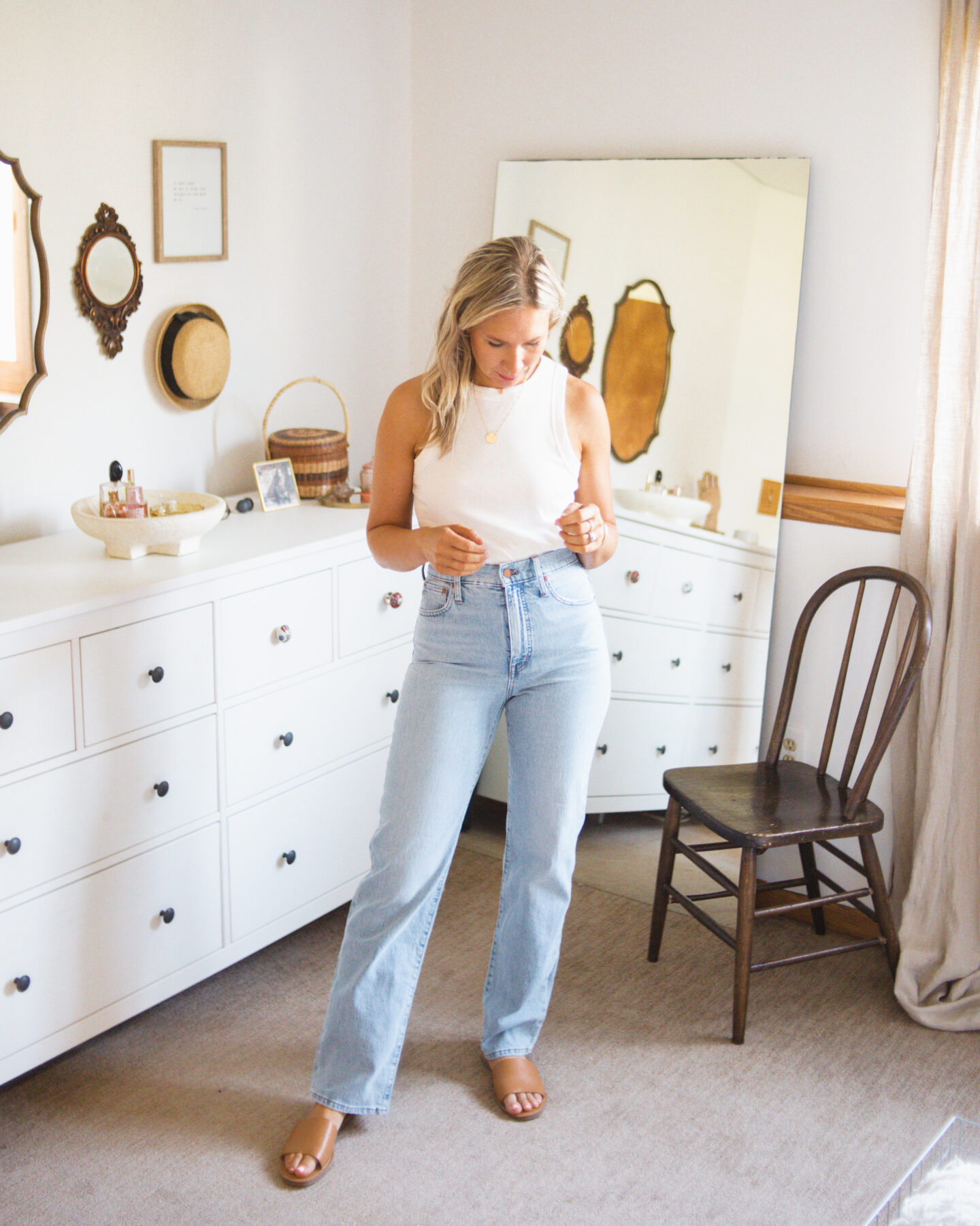 madewell denim guide, madewell jeans