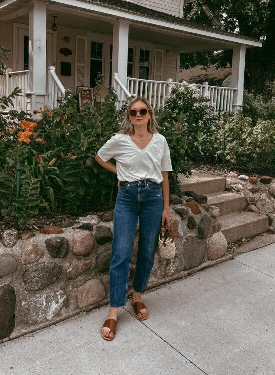 New in at Everlane + My Recs from their Summer Sale