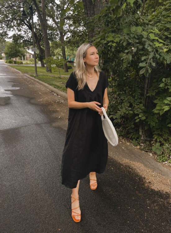 Date Night Outfit - What I'm Wearing for our Anniversary