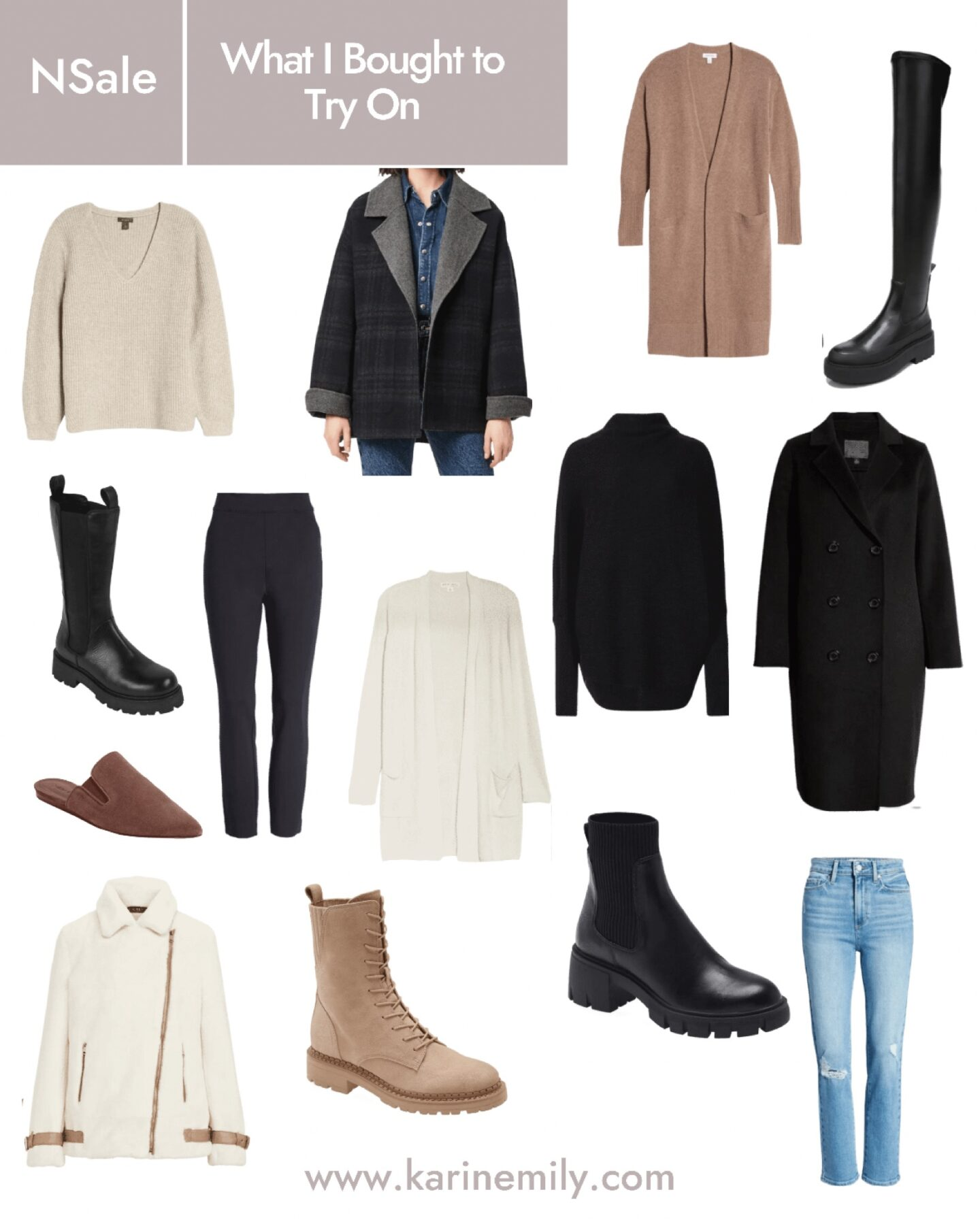 Nordstrom Anniversary Sale - What I Bought to Try On
