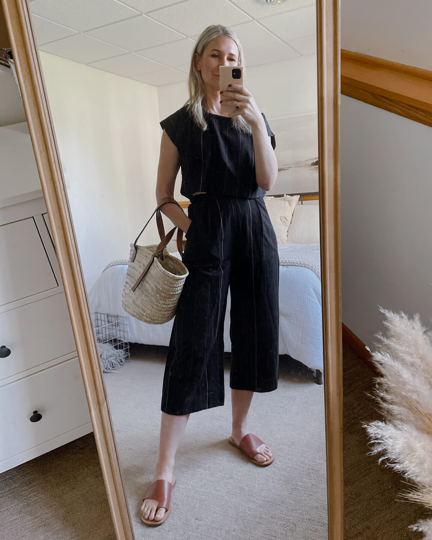 What I Wore this Week - Lots of Texture